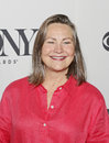 Cherry jones decorated tony winning actress arrives at the tony awards meet the nominees press junket at the paramount hotel in Stock Photos