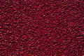 Cherry sand background Royalty Free Stock Photo