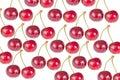 Cherry seamless Royalty Free Stock Photos