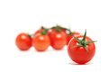 Cherry tomato Images libres de droits