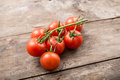 Cherry tomato Royalty Free Stock Photo