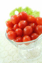 Cherry tomatoes. Stock Image