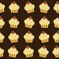 Cherry top cupcake theme
