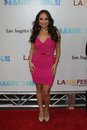 Cheryl Burke at the Los Angeles Film Festival Closing Night Gala Premiere  Stock Images