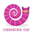 Cheshire Cat. Magic Animal Wit...
