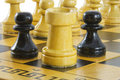 Chess. Royalty Free Stock Photo