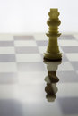 Chess alabaster a view of Stock Photography