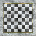 Chess Board Luxury Set Stock Photography
