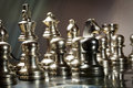 Chess Challenge Royalty Free Stock Photo