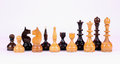 Chess figure Stock Images