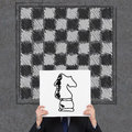 Chess horse Royalty Free Stock Photo