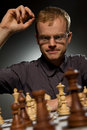 Chess master Stock Photos