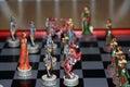 Chess set Royalty Free Stock Photo