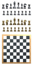 Chess Set Royalty Free Stock Photos