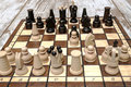 Chessboard Royalty Free Stock Photo