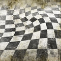 Chessboard backgound vivid abstract grunge background Stock Image