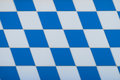Chessboard backgraund of white blue Stock Images