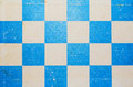 Chessboard dirty old background Stock Images