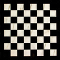 Chessboard. Royalty Free Stock Photo