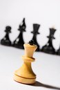 Chessmen Royalty Free Stock Image