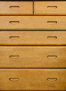 Chest of Drawers Royalty Free Stock Photo