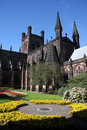 Chester Cathedral Cheshire Royalty Free Stock Image
