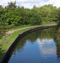 Chesterfield Canal Stock Image