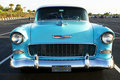 Chevrolet '55 Bel Air Stock Photography
