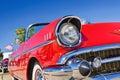 Chevrolet 1957 Bel Air Imagen de archivo