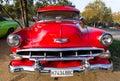 Chevrolet Bel Air Fotografía de archivo