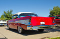Chevrolet bel air Photographie stock libre de droits