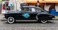 Chevrolet fleetline deluxe berlin germany may oldtimer th oldtimer day berlin brandenburg Royalty Free Stock Photo