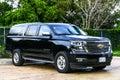 Chevrolet Suburban Royalty Free Stock Photo