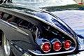58 Chevrolet taillight Royalty Free Stock Photo