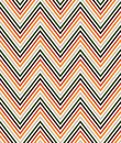 Chevron background pattern seamless retro Stock Photos