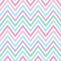 Chevron pastel colorful spring pink blue purple green turquoise