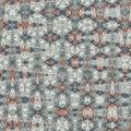 Pastel chevron pattern in aztec style Royalty Free Stock Photo
