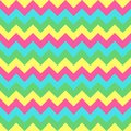 Chevron zigzag pattern seamless vector arrows geometric design Royalty Free Stock Photo