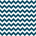 Chevron zigzag pattern seamless vector arrows geometric design colorful navy nautical blue white Royalty Free Stock Photo