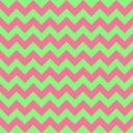 Chevron zigzag pattern seamless vector arrows geometric design colorful pastel pink green Royalty Free Stock Photo