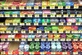 Chewing gums Royalty Free Stock Photo