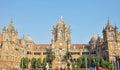 Chhatrapati Shivaji Terminus Stock Image