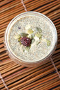 Chia seed drink nature s super food Stock Photo