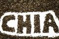 Chia word