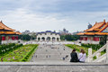 Chiang Kai-shek Memorial Hall Royalty Free Stock Photography