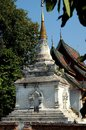 Chiang Mai, TH: Wat Pra Sat Chedi Royalty Free Stock Images