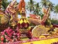 Chiang Mai, Thailand - 7 February 2015: Flower Festival Royalty Free Stock Photo