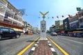Chiang Rai Street view Royalty Free Stock Photo
