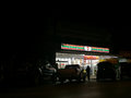 Chiang rai thailand february seven eleven or eleven the largest convenience store chain in the world in the night on in Stock Photography