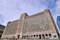 Chicago Merchandise Mart Royalty Free Stock Photo